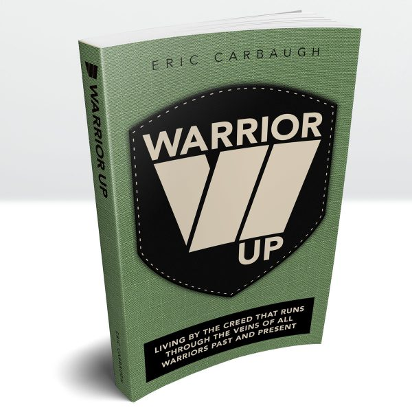 Warrior Up Book - Paperback