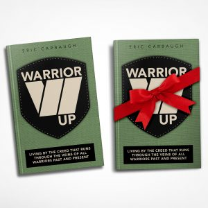 Warrior Up Book - Buy One Give One