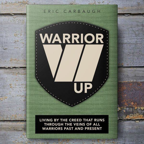 Warrior Up Book - Hard Cover