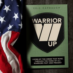 Warrior Up Book - #Books4Heroes