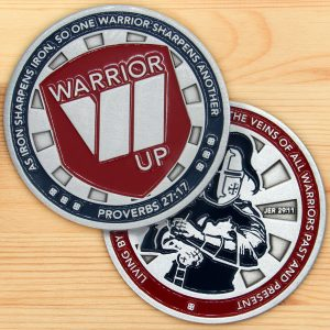 Warrior up Coin