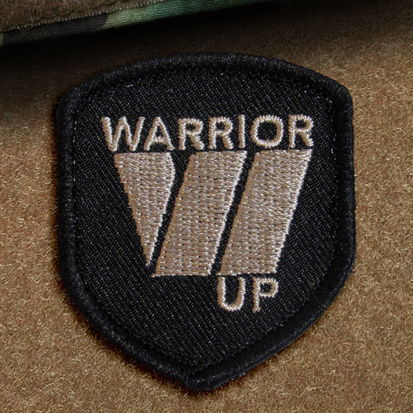 Warrior Up Morale Patch