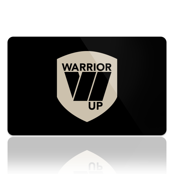 Warrior Up Gift Card
